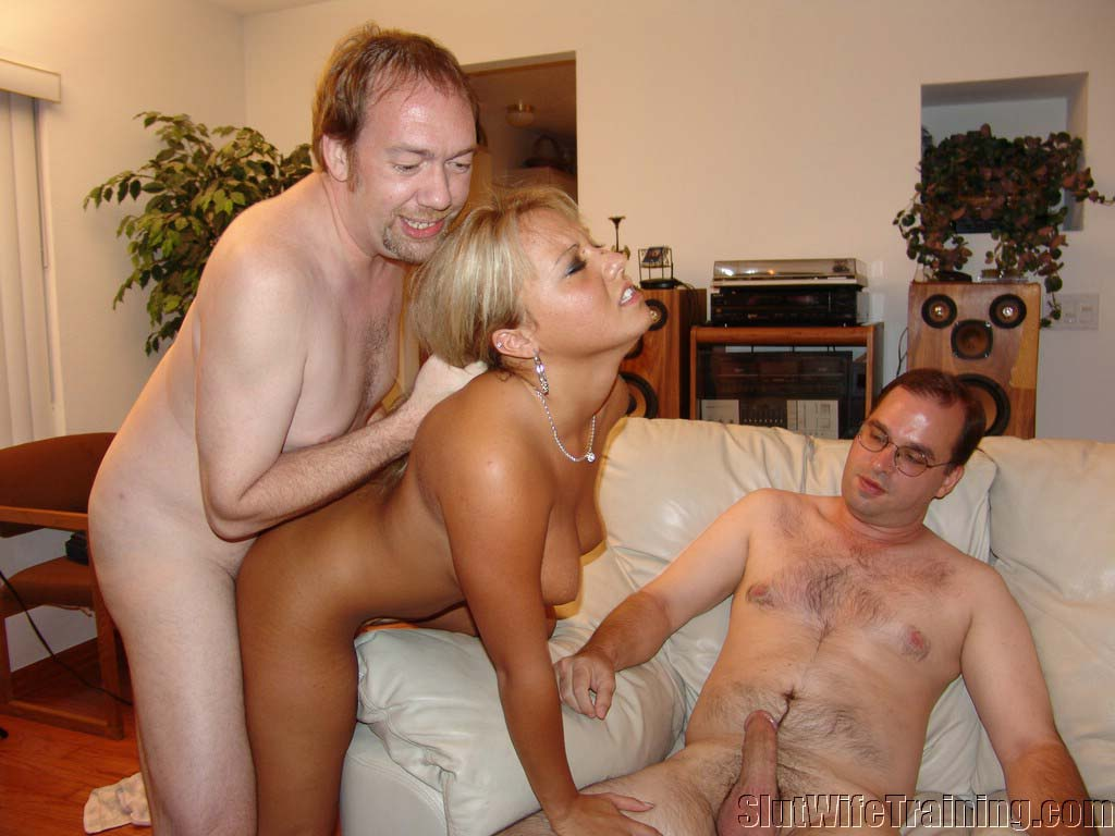 Wife party slut