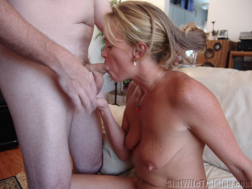 Wife fantasy black cock