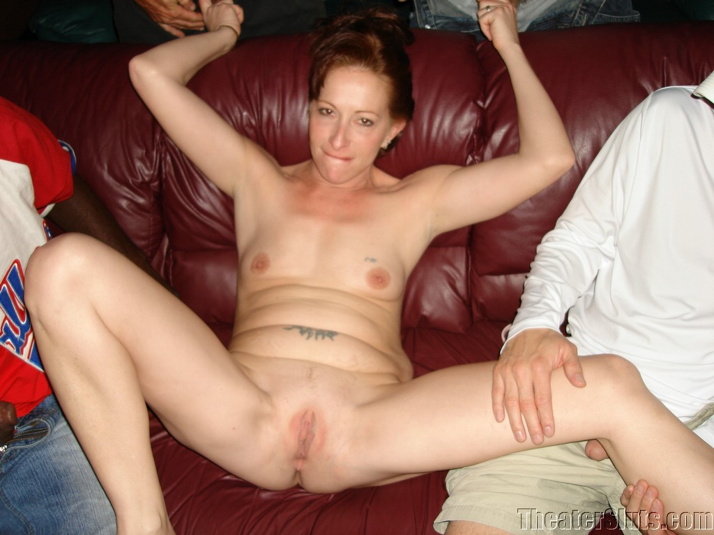porn theater wife